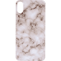 V-DESIGN VMR 105 , Backcover, Apple, iPhone XS/X, Thermoplastisches Polyurethan, Mehrfarbig