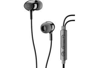 Cellular Line Acoustic+ - Universal Casque In-Ear (Noir)