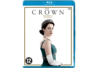 The Crown: Saison 2 - Blu-ray