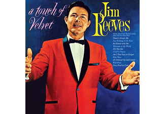Jim Reeves - A Touch Of Velvet - (CD)