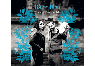 Baton Bleu - Weird And Wonderful Tales - (CD)
