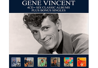 Gene Vincent - 6 Classic Albums Plus - (CD)