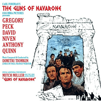 Dimitri Tiomkin - The Guns Of Navarone [CD]
