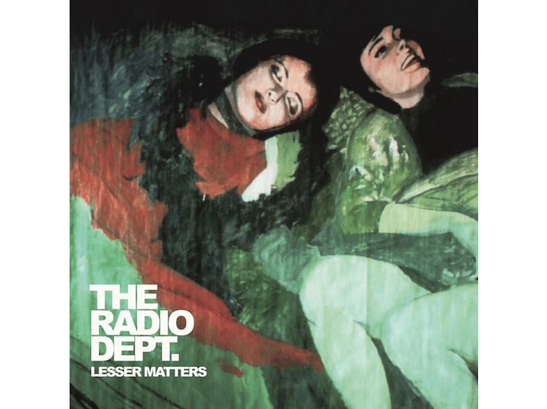 The Radio Dept. - Lesser Matters [Vinyl]