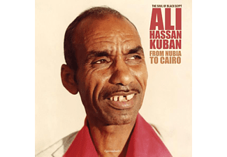 Ali Hassan Kuban - From Nubia To Cairo (Remastered) - (Vinyl)