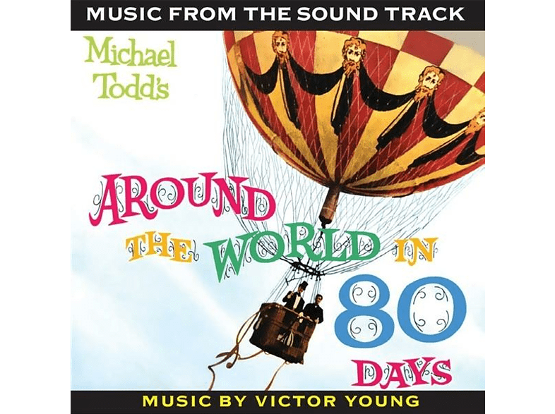 Young Victor - Around The World In 80 Days [CD]