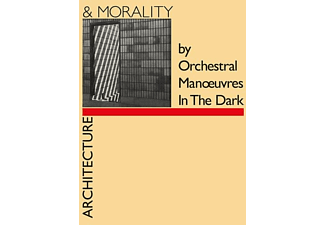 Orchestral Manoeuvres In The Dark - Architecture & Morality (Half Speed Vinyl) - (Vinyl)