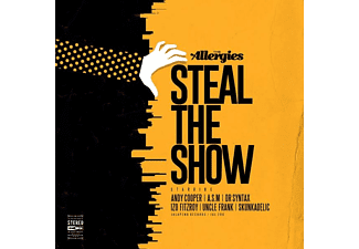 Allergies - Steal The Show - (Vinyl)