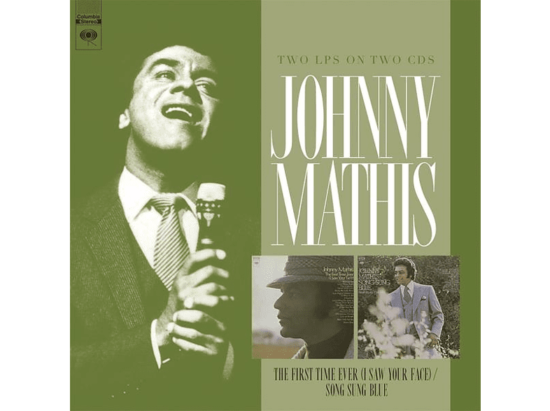 Johnny Mathis - First Time Ever/Song Sun [CD]