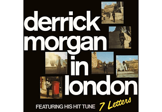 Derrick Morgan - In London - (Vinyl)