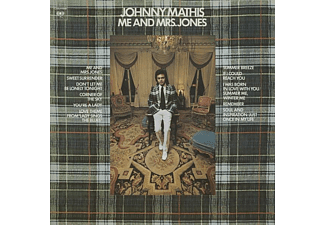 Johnny Mathis - Me And Mrs Jones - (CD)