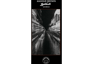 Mansur Brown - Shiroi (LP+MP3) - (LP + Download)