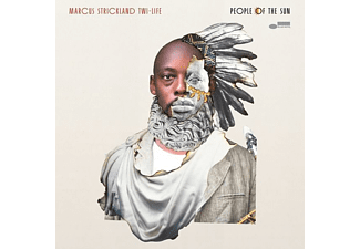 Marcus' Twi-life Strickland - People Of The Sun - (CD)