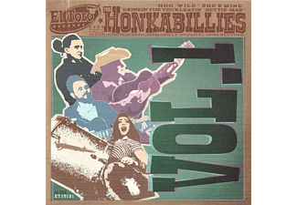 The Honkabillies - The Honkabillies Vol.1 - (Vinyl)