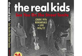 Real Kids - See You On The Street Tonite - (CD)