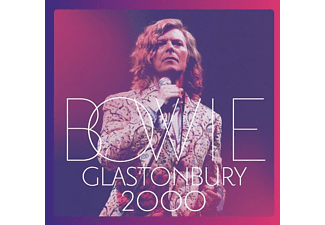 David Bowie - Glastonbury 2000 - (CD + DVD Video)