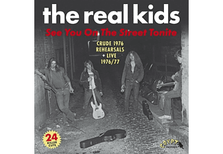 Real Kids - See You On The Street Tonite - (Vinyl)