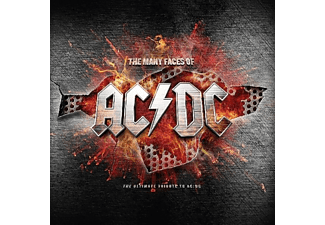 AC/DC, VARIOUS - Many Faces Of AC/DC - (Vinyl)