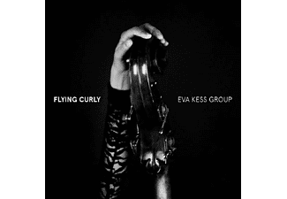 Eva Kess Group - Flying Curly - (CD)