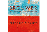 Frederic Zigante - Brouwer:Hika And The Young Composer [CD]