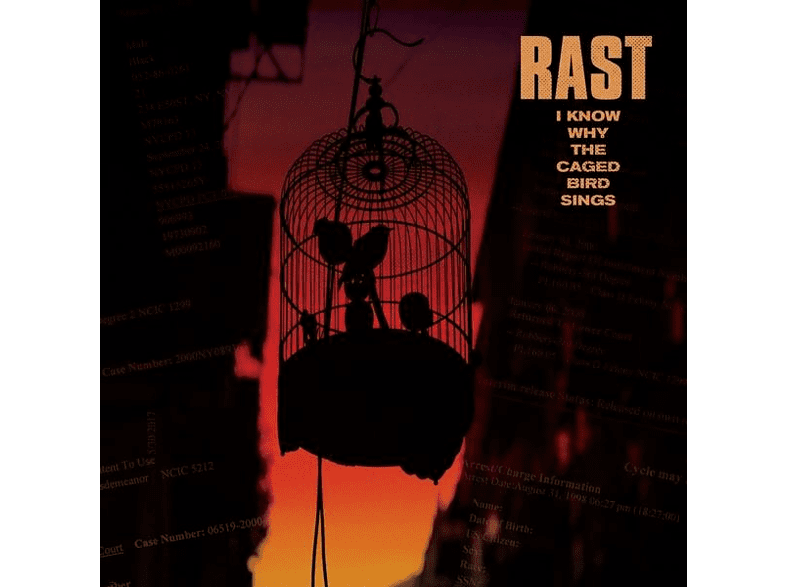 Rast - I Know Why The Caged Bird Sings [CD]