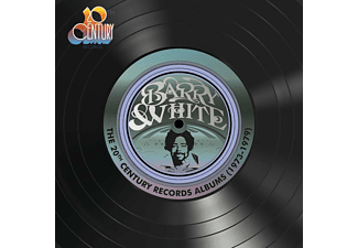 Barry White - The 20th Century Records Albums (1973-1979) - (CD)