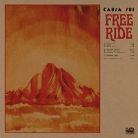 Causa Sui - Free Ride [LP + Download]