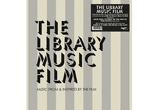 OST/VARIOUS - The Library Music Film (8 Pages Booklet) - (Vinyl)