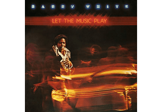 Barry White - Let The Music Play (Vinyl) - (Vinyl)