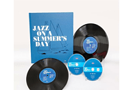 """VARIOUS - Jazz On A Summer's Day (2x10""""+DVD+CD Box Set) [EP (analog)]"""