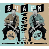 Young,Shaun/3 Ringers,The/Texas Blue Dots,The - Movin' [CD]
