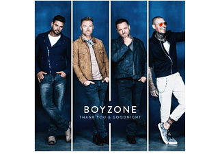 Boyzone - Thank You & Goodnight - (CD)