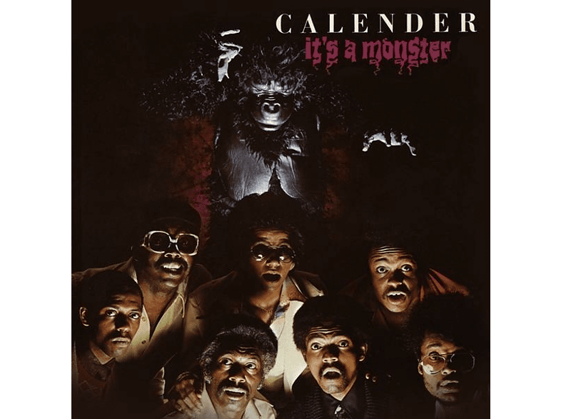 Calender - It's A Monster [Vinyl]