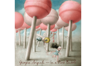 Giorgia Angiuli - In A Pink Bubble (CD+MP3) - (CD)