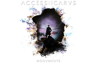 Access Icarus - Monuments - (CD)