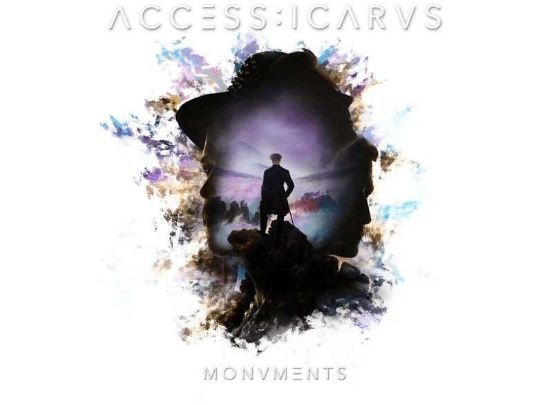 Access Icarus - Monuments [CD]