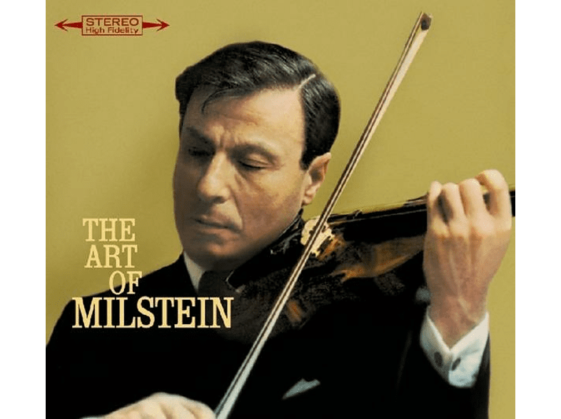 Nathan Milstein - The Art Of Milstein [CD]