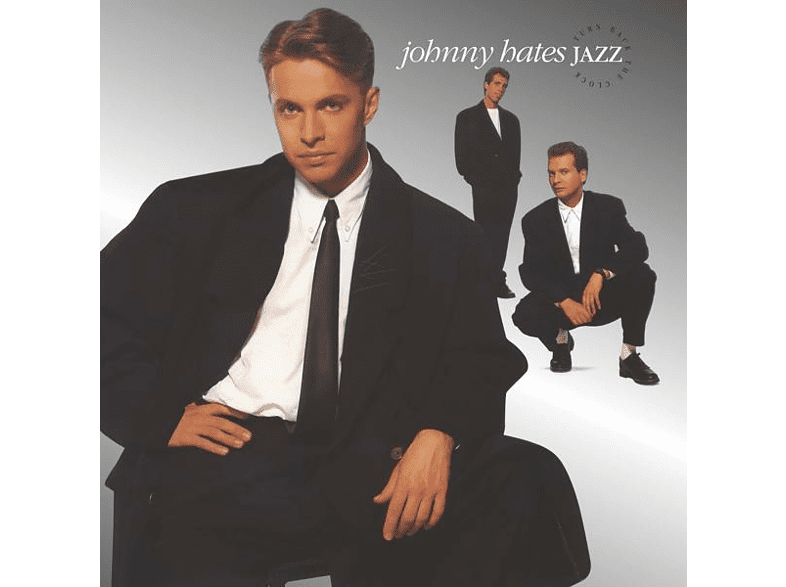 Johnny Hates Jazz - Turn Back The Clock [CD]