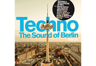 Various - The Sound Of Berlin Vol.1 - (CD)