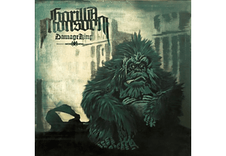 Gorilla Monsoon - Damage King (Bone/Brown) - (Vinyl)