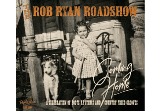 The Rob Ryan Roadshow - Coming Home - (CD)