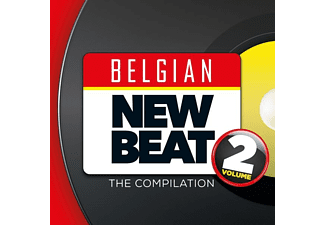 VARIOUS - Belgian New Beat Vol.2 - (CD)