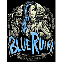 Blue Ruin - Green River Thriller EP [CD]