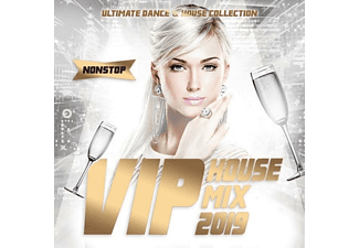 VARIOUS - VIP House Mix 2019-Ultimate Dance - (CD)