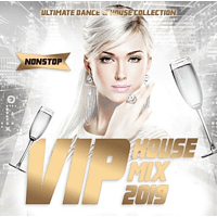 VARIOUS - VIP House Mix 2019-Ultimate Dance [CD]