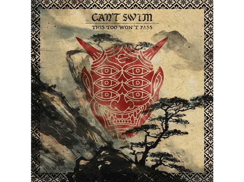 Can't Swim - This Too Won't Pass [CD]