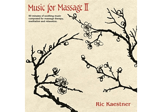 Ric Kaestner - Music For Massage II - (Vinyl)