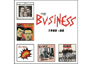 The Business - 1980-88 - (CD)