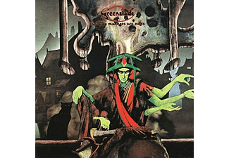 Greenslade - Beside Manners Are Extra - (CD)