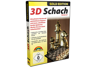 GE 3D Schach 2.0 (Gold Edition) - PC